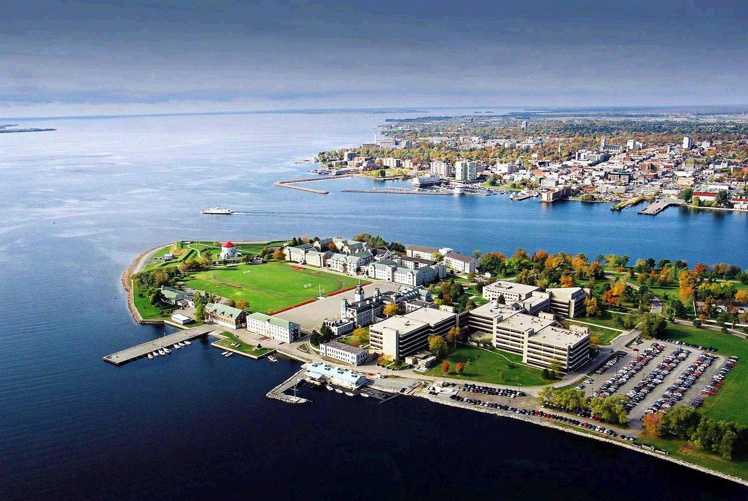 Kingston canada worlds best beach towns for The kingston