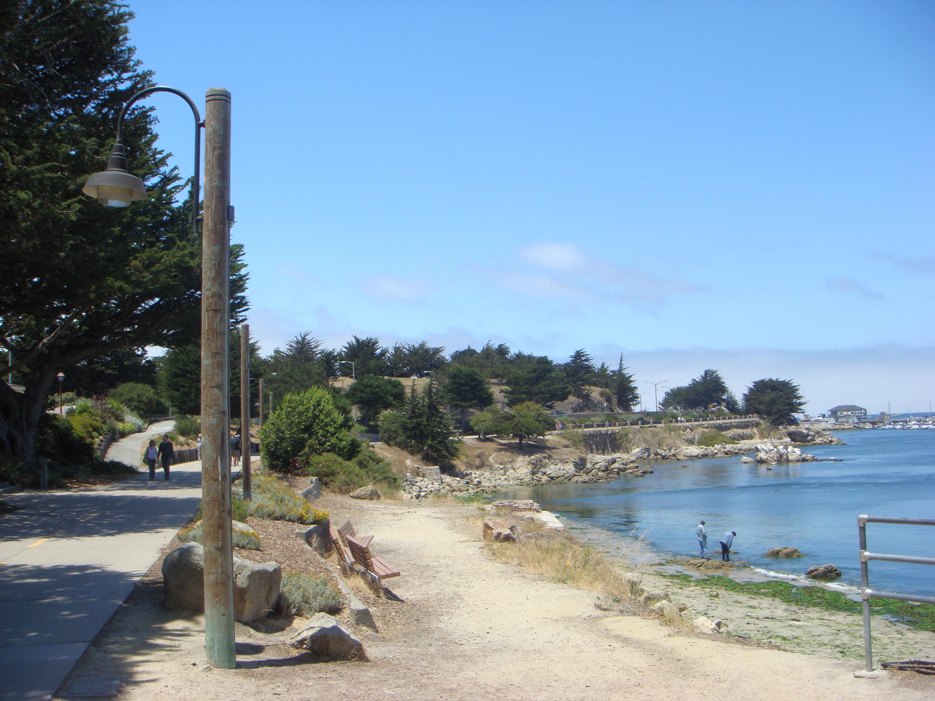 Monterey california worlds best beach towns for Best beach in monterey ca
