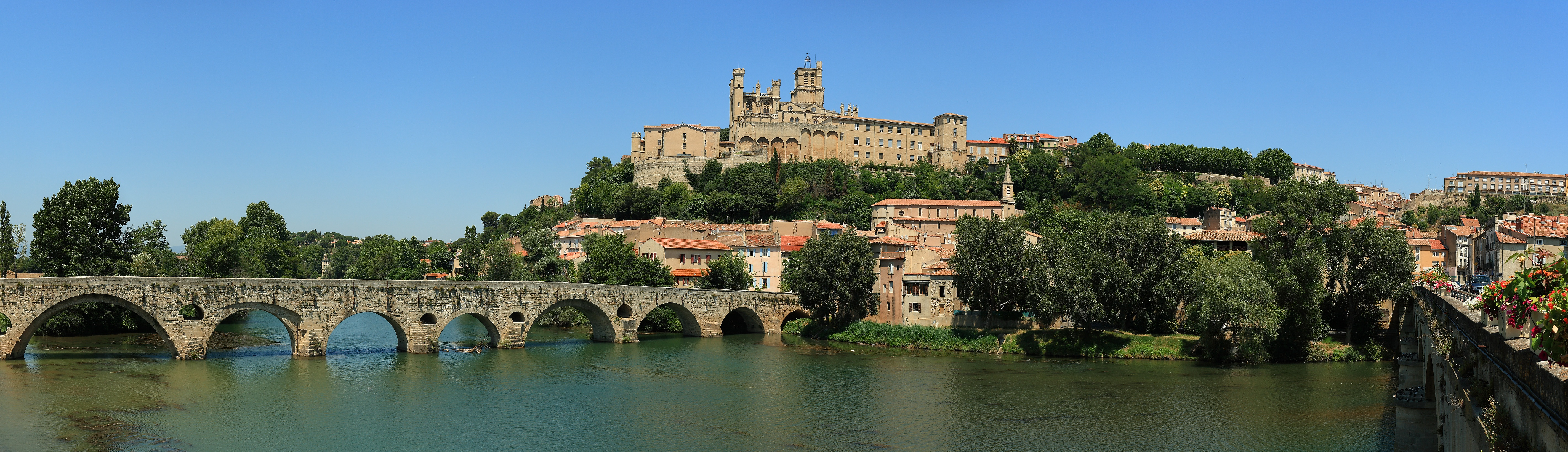 Beziers France  City new picture : Beziers, France :: Worlds Best Beach Towns