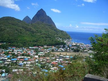 Castries St Lucia Worlds Best Beach Towns