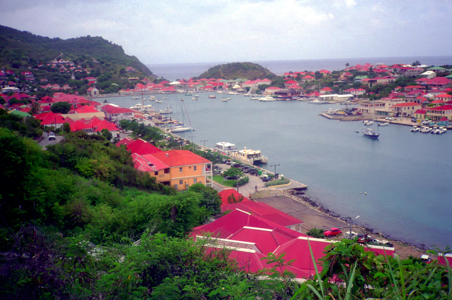 Gustavia st barthelemy worlds best beach towns for St barts in the caribbean