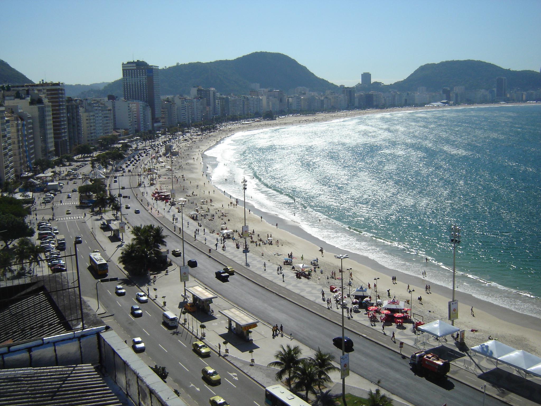 Brazil Beach Towns Near Rio