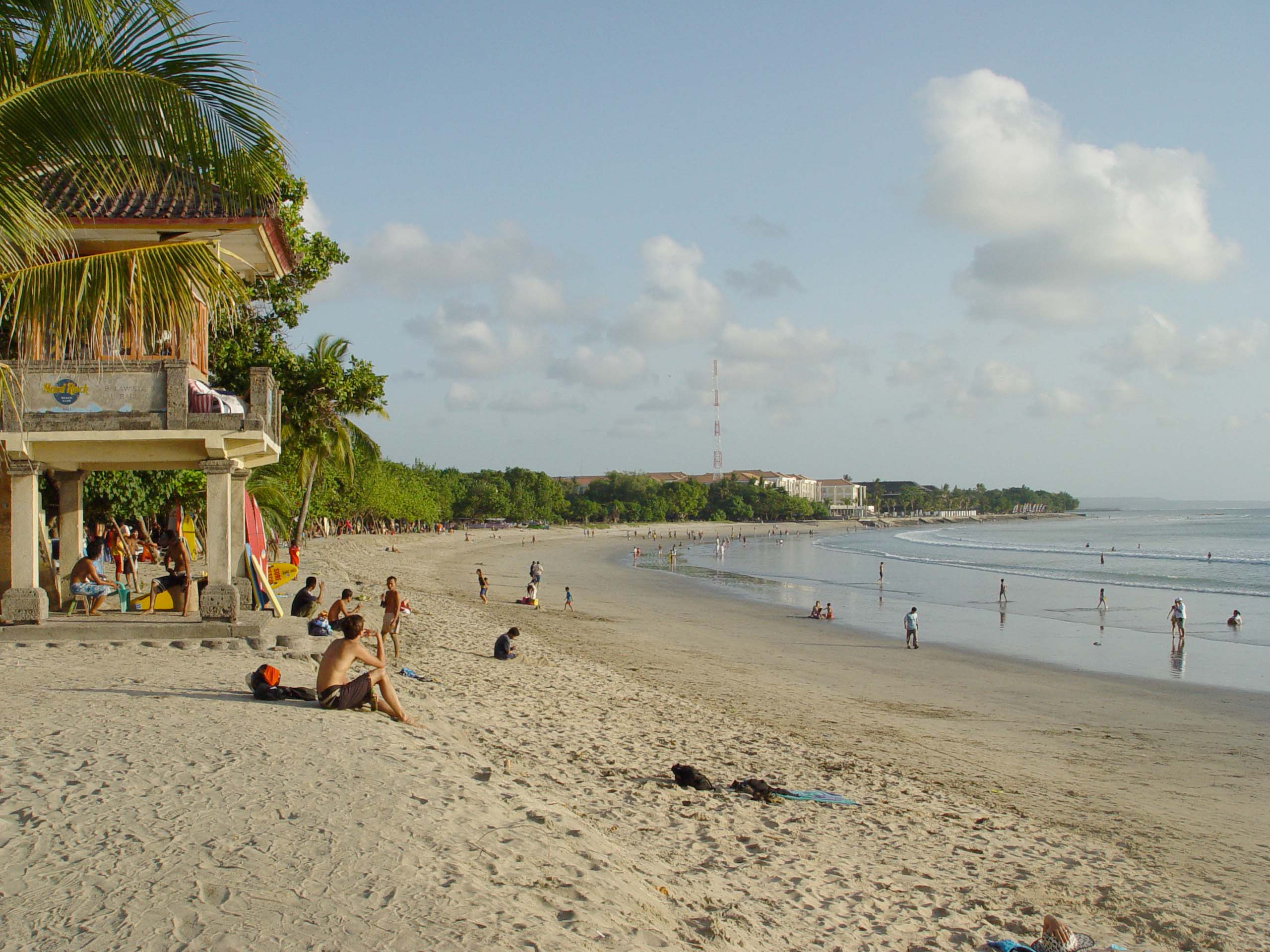 Kuta indonesia worlds best beach towns for Kuta beach hotel