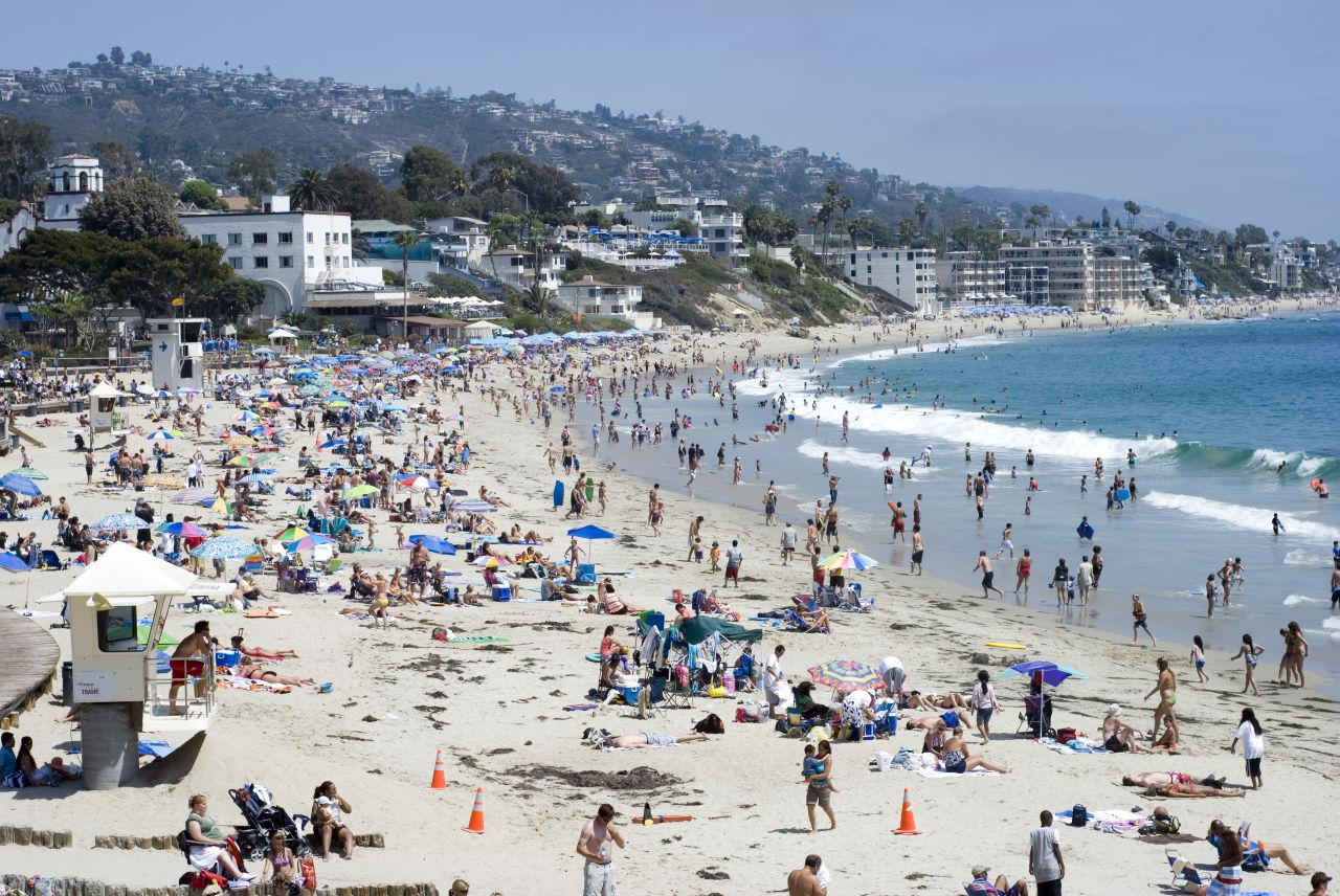 Laguna beach california worlds best beach towns for Beach cities in california