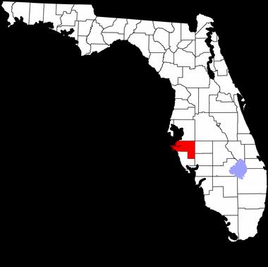 Image Result For Map Sarasota County