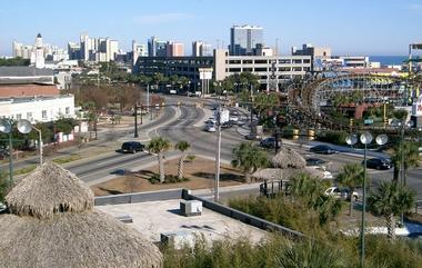 myrtle beach south carolina worlds best beach towns