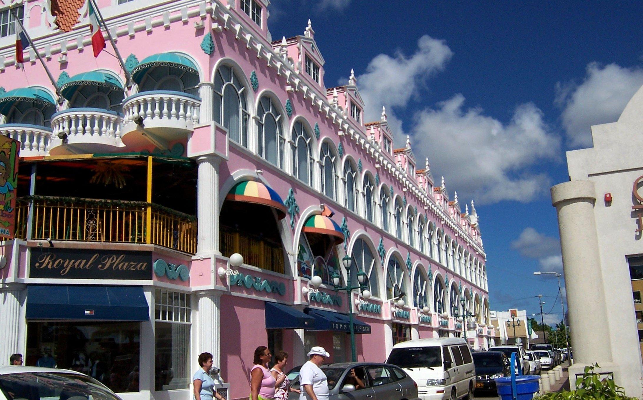 Oranjestad Aruba Worlds Best Beach Towns