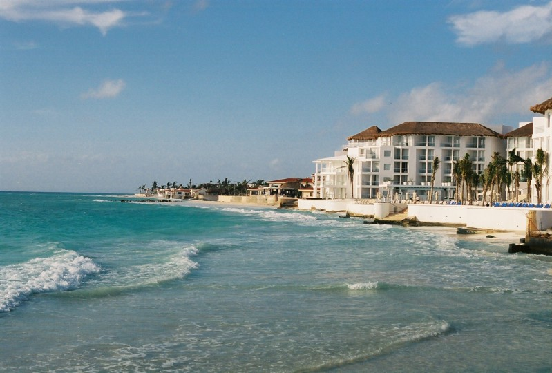 Playa Del Carmen Mexico Worlds Best Beach Towns