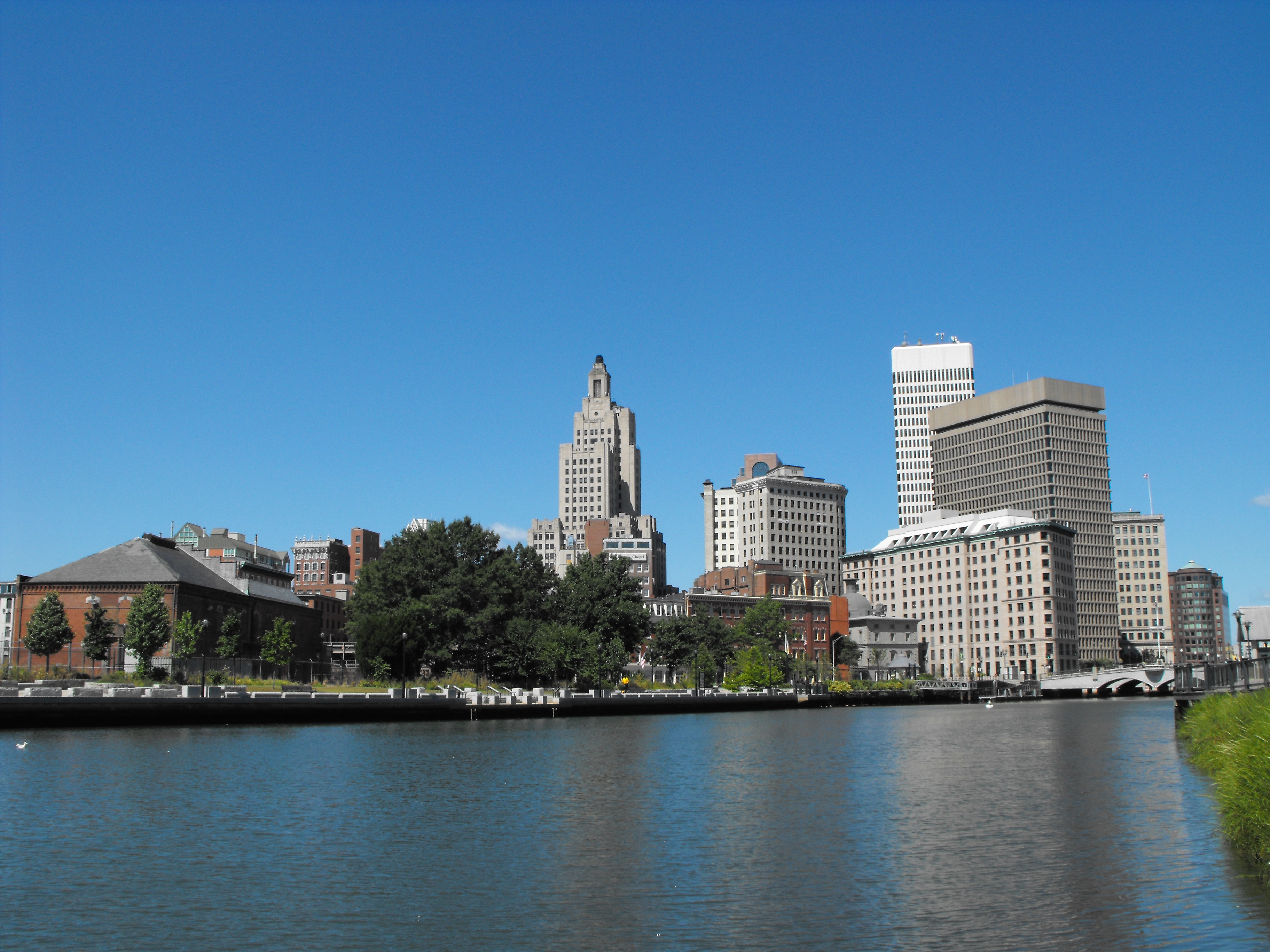 cities providence