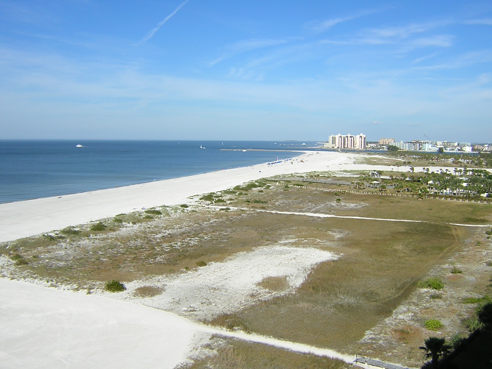 Clearwater beach florida worlds best beach towns for Top beach towns in florida