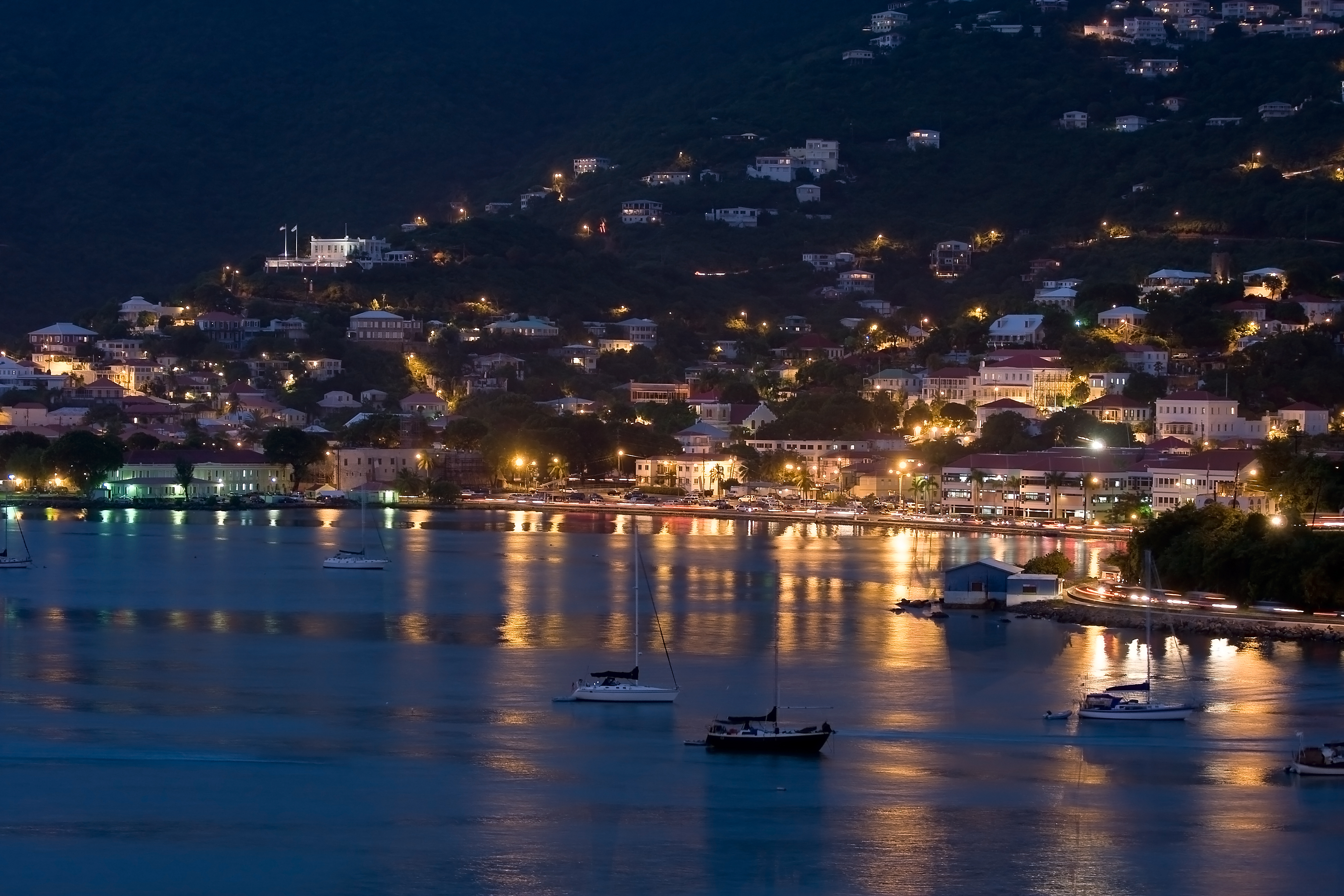 Charlotte Amalie U S Virgin Islands Worlds Best Beach Towns