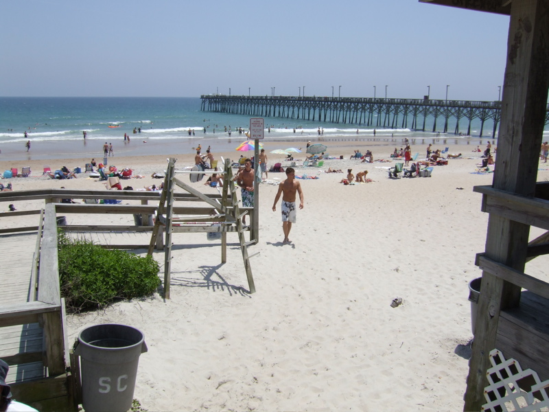 surf city north carolina worlds best beach towns